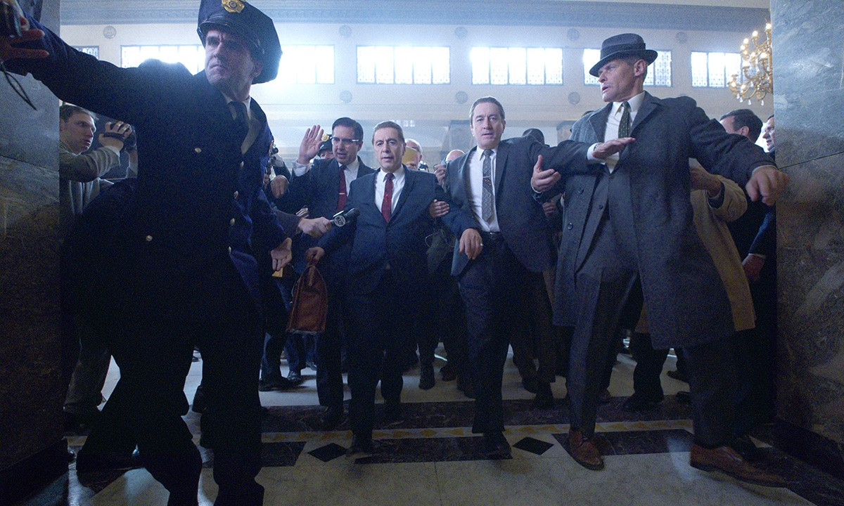 RADIANT CIRCUS #ScreenGuide - Films in London today: THE IRISHMAN at Phoenix Cinema (13 OCT).