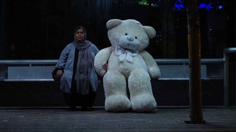 Films in London today: TEHRAN: CITY OF LOVE at Ciné Lumière (16 OCT).