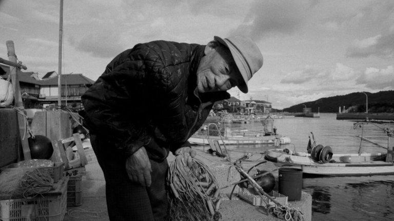 Films in London today: INLAND SEA, KAZUHIRO SODA at Deptford Cinema (10 NOV).