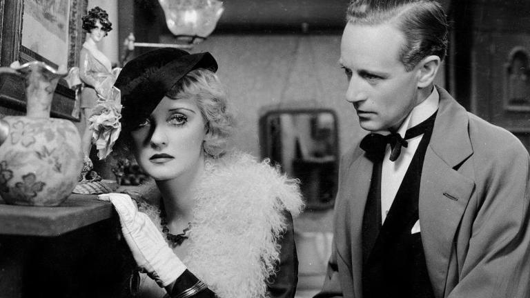 Films in London this week: OF HUMAN BONDAGE at The Cinema Museum (26 NOV).