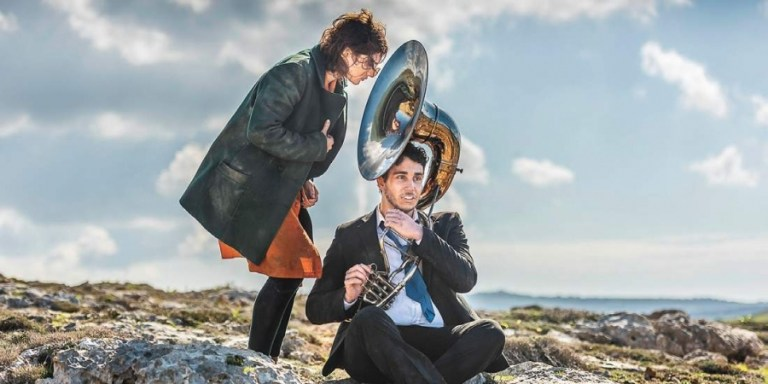 Films in London this week: OF TIME AND THE SEA at ICA (10 NOV).