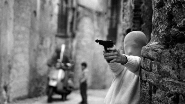 Films in London this week: SHOOTING THE MAFIA at Frontline Club (25 NOV).
