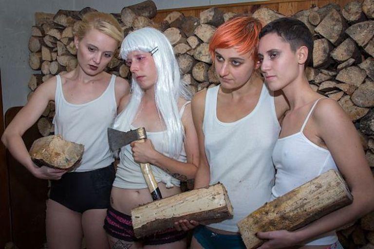 Fringe! Queer Film & Arts Fest 2019: THE SAD GIRLS OF THE MOUNTAINS at The Castle Cinema (14 NOV).
