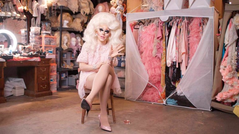 Films in London this week: TRIXIE MATTEL: MOVING PARTS at DocHouse (01 to 07 NOV).