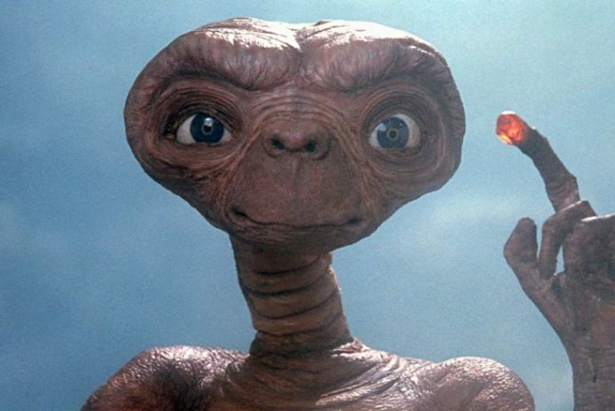 Films in London today: E.T. THE EXTRA-TERRESTRIAL at The Castle Cinema (15 DEC).