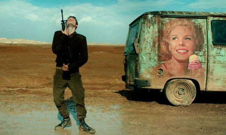 FOXTROT presented by Richmond Film Society at The Exchange (04 FEB).