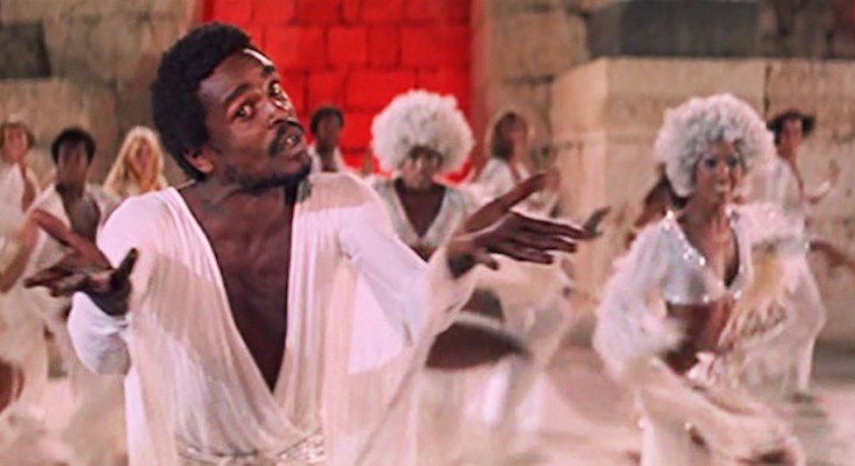 Films in London today: JESUS CHRIST SUPERSTAR at The Chateau (18 DEC).