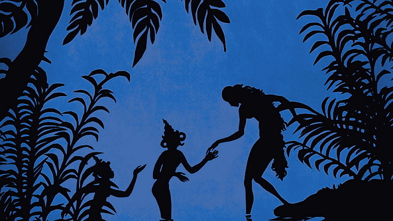 Films in London today: THE ADVENTURES OF PRINCE ACHMED at Deptford Cinema (08 DEC).