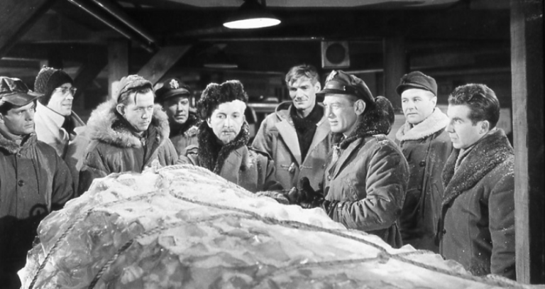 Films in London today: THE THING FROM ANOTHER WORLD gets discussed at The Horse Hospital (12 DEC).