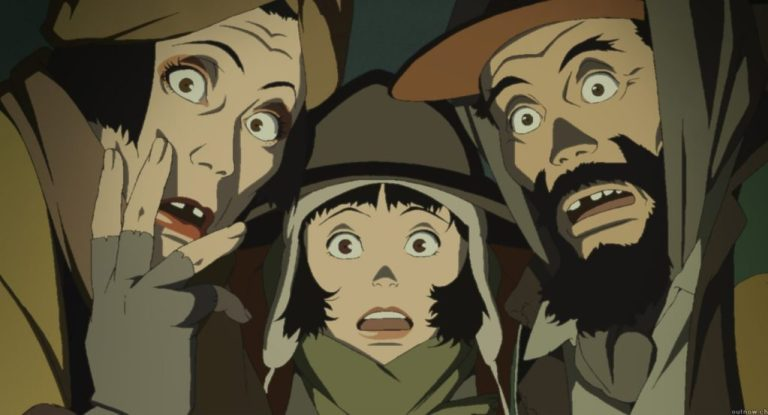 Films in London today: TOKYO GODFATHERS presented by Redmond Pictures at Redmond Community Centre (15 DEC).