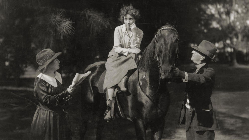 Films in London today: BE NATURAL: THE UNTOLD STORY OF ALICE GUY-BLACHÉ at Ciné Lumière (17 to 23 JAN).