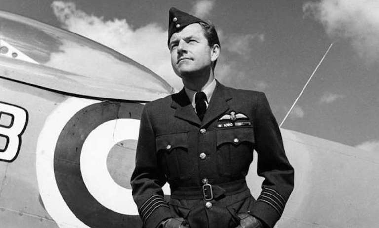 Films in London this week: REACH FOR THE SKY at Kenneth More Theatre (20 JAN).