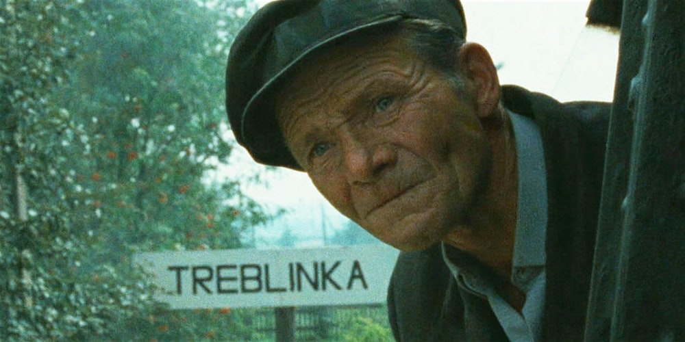 Films in London today: SHOAH at Goethe-Institut (27 JAN).