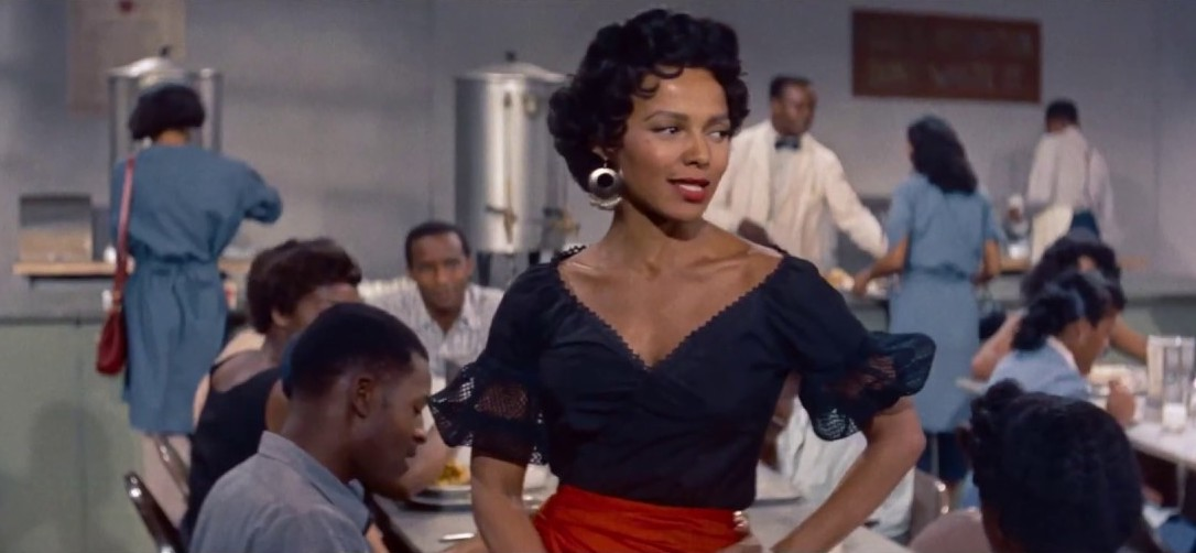 RADIANT CIRCUS #ScreenGuide - Films in London today: CARMEN JONES at West Norwood Library and Picturehouse (18 JAN).