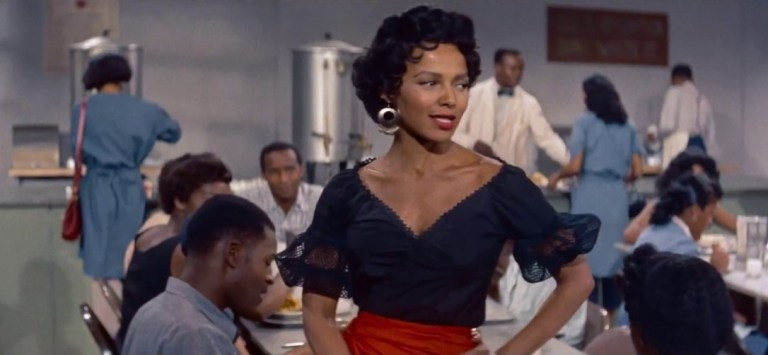 RADIANT CIRCUS #ScreenGuide - Films in London this week: CARMEN JONES at West Norwood Library and Picturehouse (18 JAN).