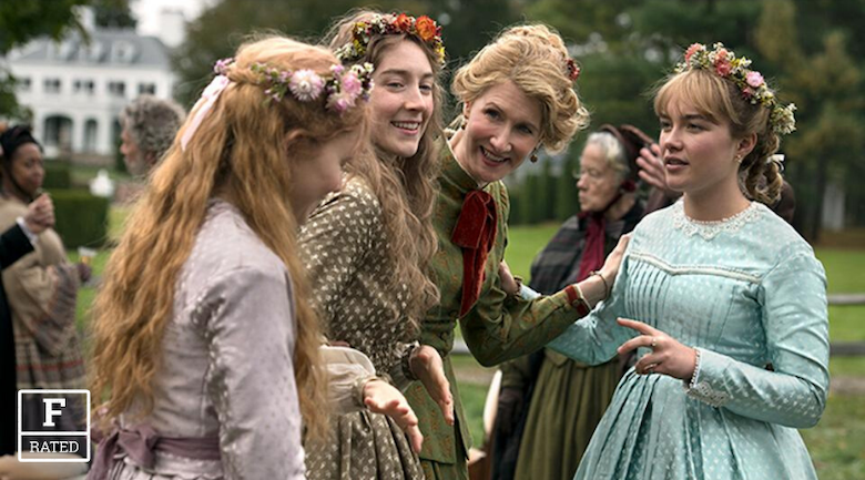 What to see in London: LITTLE WOMEN at Screen25 Cinema (08 MAY).