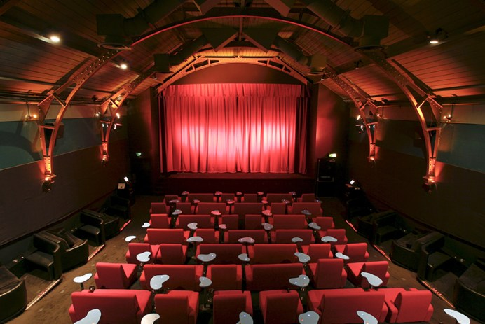 #LDNindieFILM Love Story: Everyman Cinema Hampstead (image c/o Everyman Cinemas).