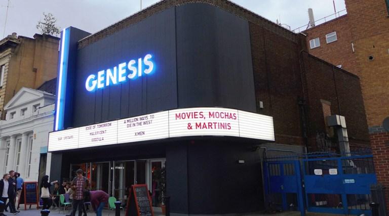 #LDNindieFILM Love Story: Genesis Cinema