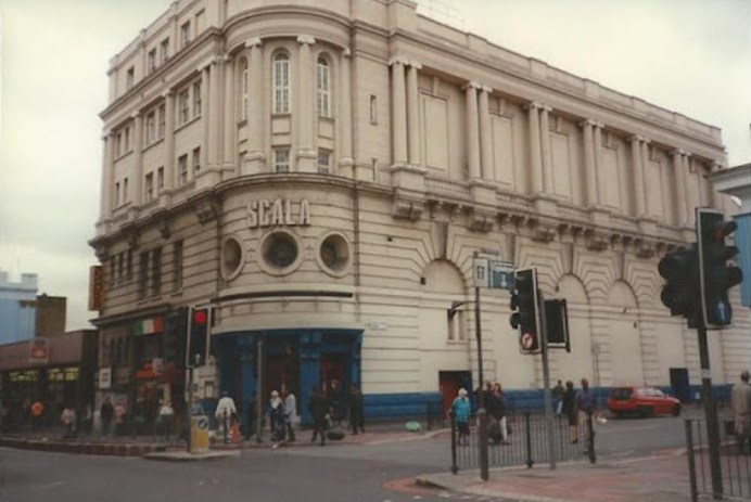 #LDNindieFILM Love Story: The Scala Cinema (image c/o Cinema Treasures).