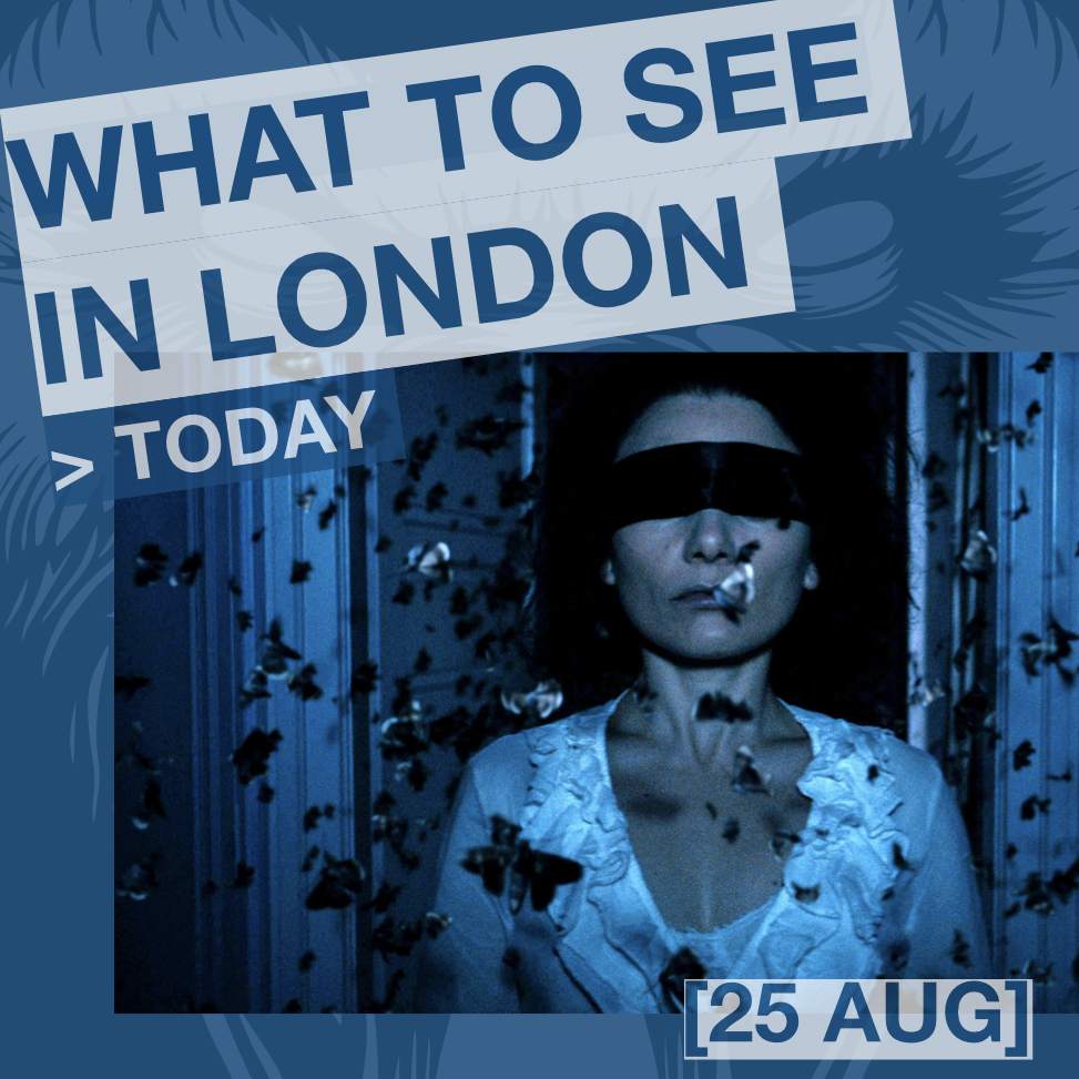 What to see in London today: THE DUKE OF BURGUNDY d. Peter Strickland, 2014 at Genesis Cinema (25 AUG 18:30).