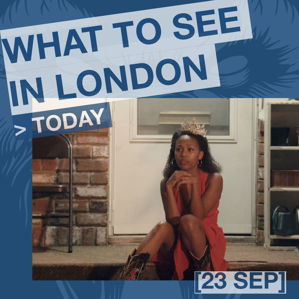 RADIANT CIRCUS - What to see in London today: MISS JUNETEENTH at Genesis Cinema (23 SEP).