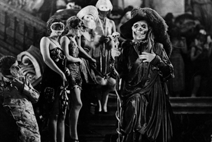 RADIANT CIRCUS what's on in London: THE PHANTOM OF THE OPERA 1925.