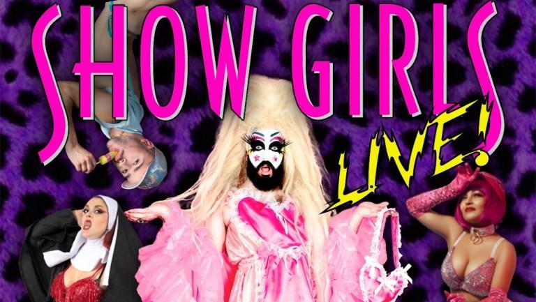 Baby Lame presents SHOWGIRLS: LIVE! at Rio Cinema (09 SEP 2021)