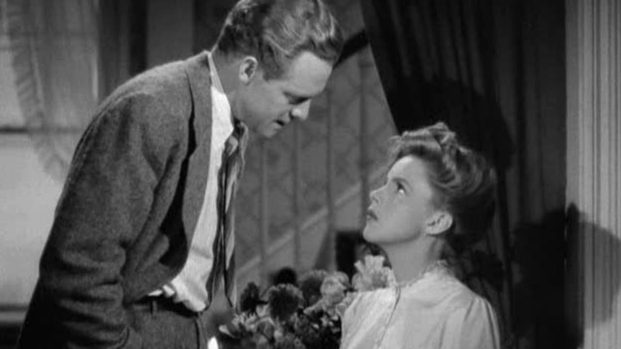 This is a film still from PRESENTING LILY MARS d. Norman Taurog, 1943 at The Musical Museum TW8 (03 OCT 14:30).