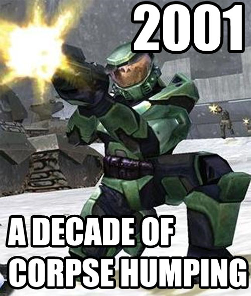 halo 28 Facts That Make You Feel Like an Old Gamer