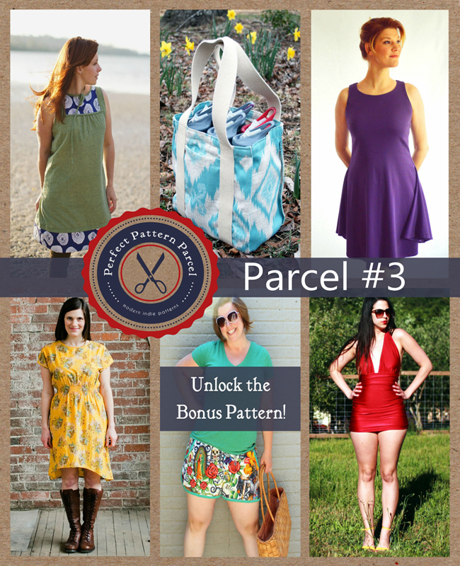 Perfect Pattern Parcel 3 | Radiant Home Studio