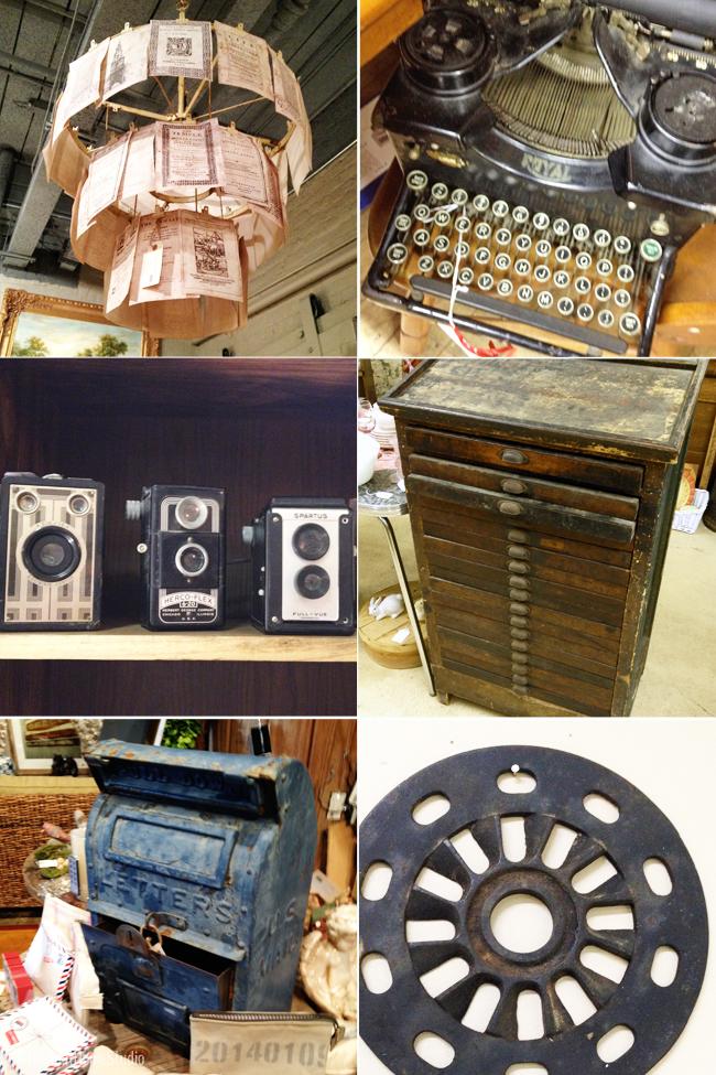 Vintage Finds & Inspiration   Radiant Home Studio