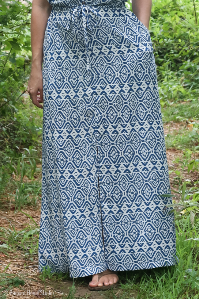 Tribal Southport Dress | Radiant Home Studio