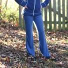 Blue Greenstyle Yoga Pants   Radiant Home Studio