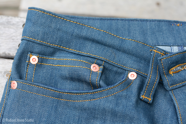 Birkin Flares Jeans Review | Radiant Home Studio