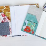 North Pond Notebook Cover Pattern   Radiant Home Studio