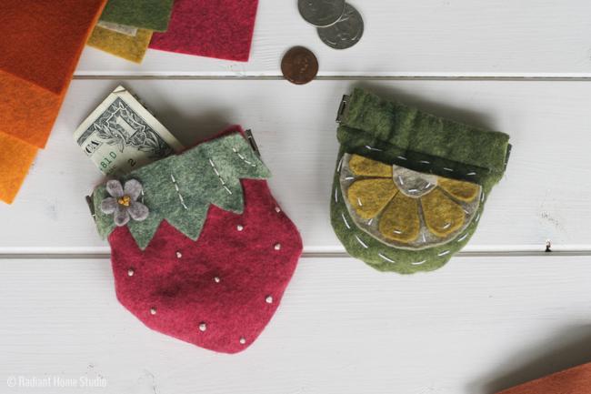 Tutti Fruity Penny Pincher   Pattern by Betx Wjite   Radiant Home Studio 