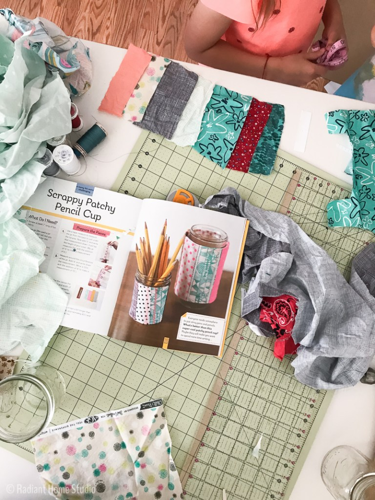 We Love to Sew Gifts Review & Pencil Cup   Radiant Home Studio