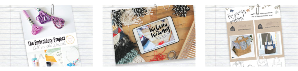 Handmade with Love Bundle Recommendations | Radiant Home Studio