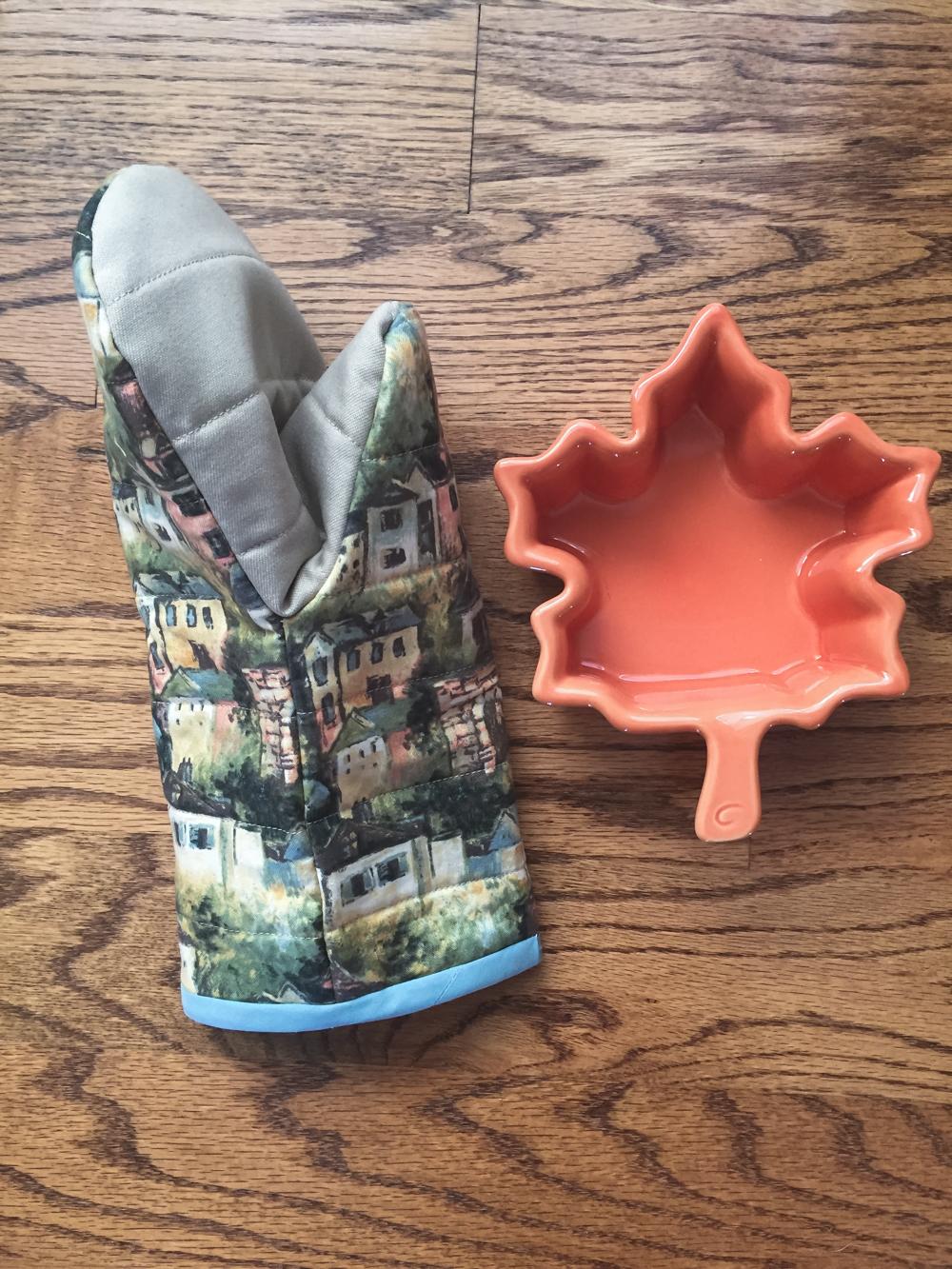 Flower City Potholder Set   Kitchen Gifts   Radiant Home Studio