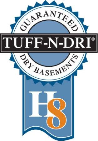 Tuff-N-Dri H8 Waterproofing