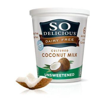 coconut+milk +yogurt