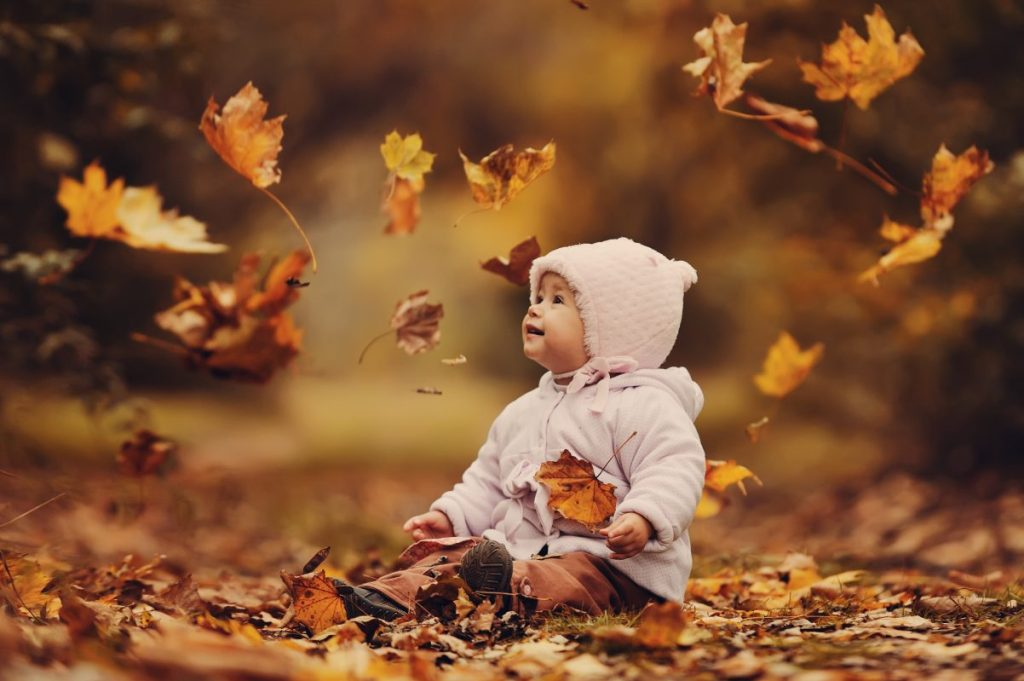 Children in the fall need to begin cooling their bodies to prepare for winter. A yearly feeding schedule for your infant or child will make sure to release heat in the autumn.