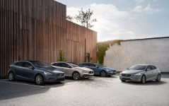 Volvo V40 Momentum, Inscription, Cross Country and R-design Location