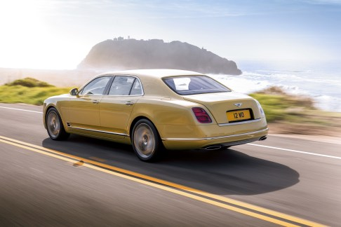 Bentley Mulsanne - 15