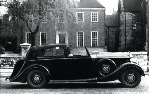Rolls-Royce Phantom - 3