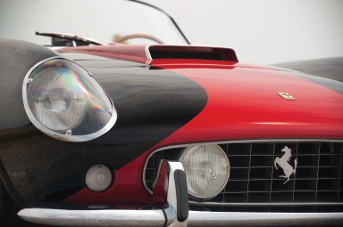 1959 Ferrari 250 GT LWB California Spyder-1489GT - 9