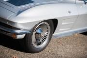1963 Chevrolet Corvette Sting Ray Split-Window Coupé-2 - 1