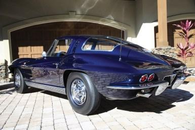 1963 Chevrolet Corvette Sting Ray Z06 - 7