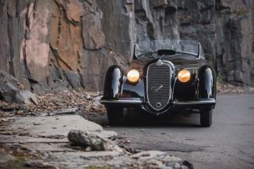 1939 Alfa Romeo 8C 2900B Lungo Spider - 28