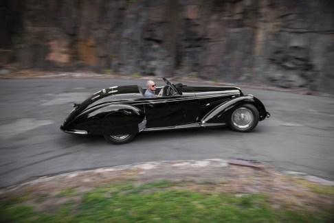 1939 Alfa Romeo 8C 2900B Lungo Spider - 34